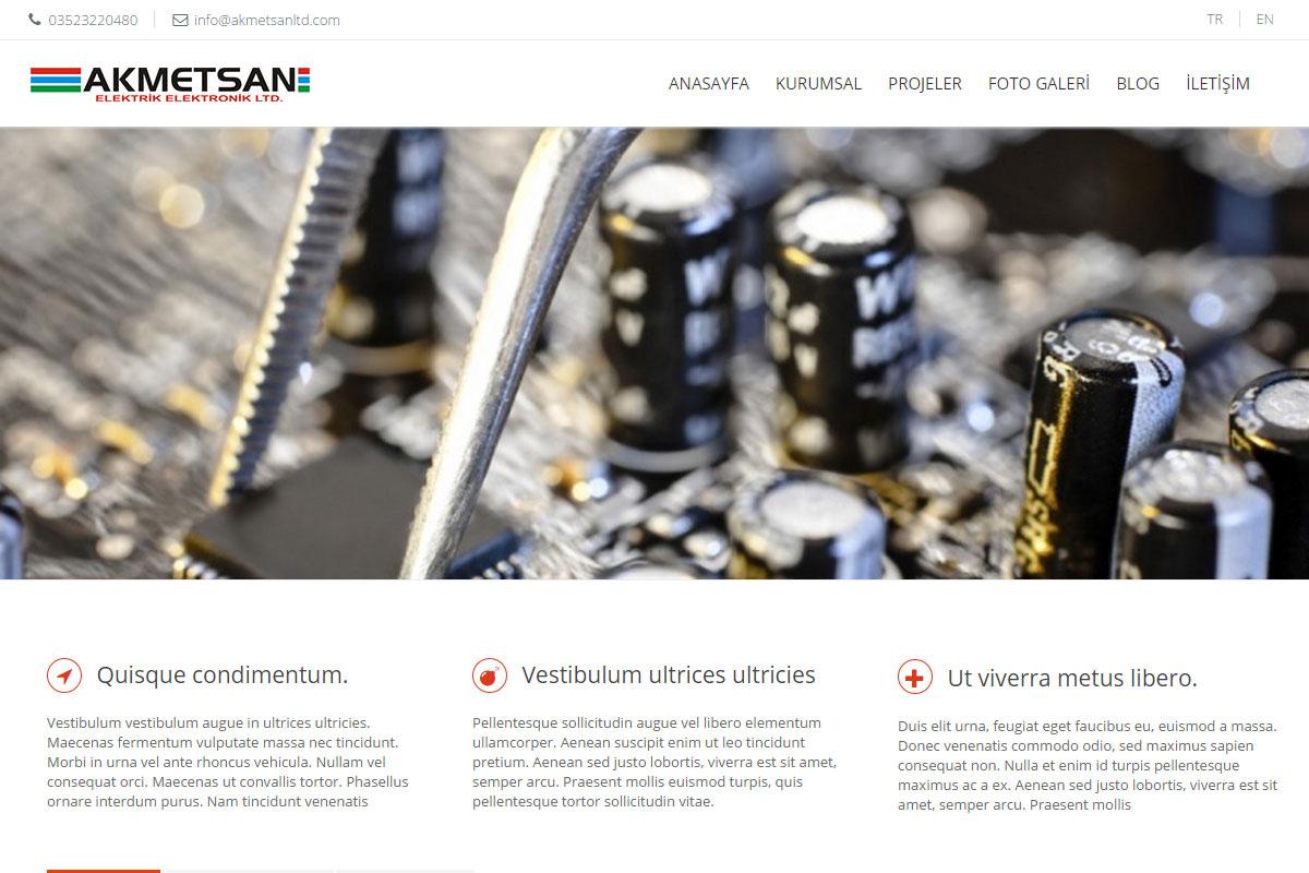 Akmetsan Ltd