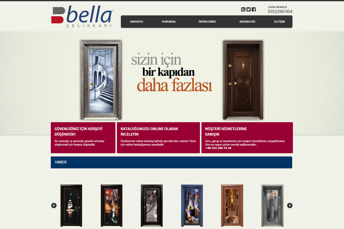 Bella Kapı
