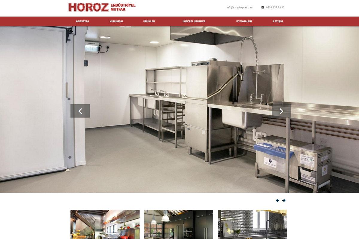 Horoz Endustriyel Mutfak