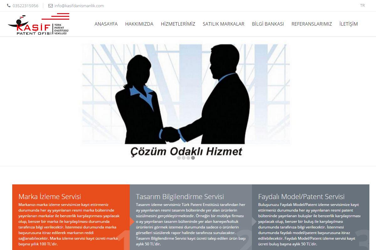 Kaşif Patent Ofisi