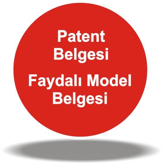 Faydalı Model ve Patent Belgesi